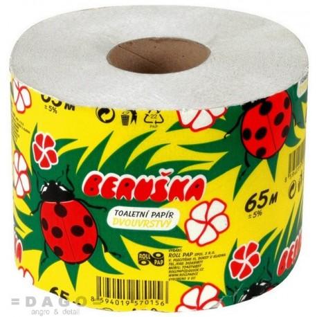 Toaletní papír Ekonomy 2vrstvý