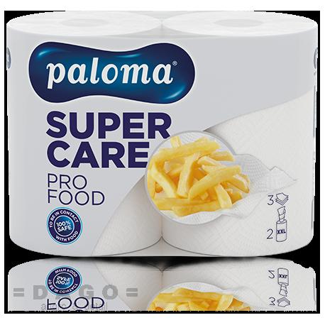 Paloma utěrky XXL Super Care  PRO FOOD 2role