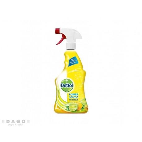 DETTOL Antibakteriální sprej na povrchy 500 ml MR