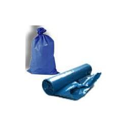 Pytle na odpad 120Litrů 15ks modré 80mic