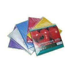 Sáčky mikroten 20x30cm 50 ks barevné