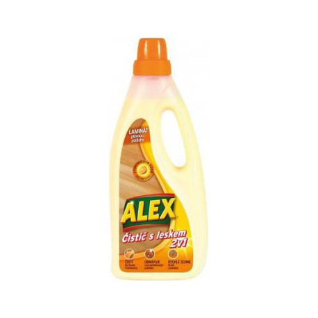 Alex 2v1 čistič na laminátové podlahy