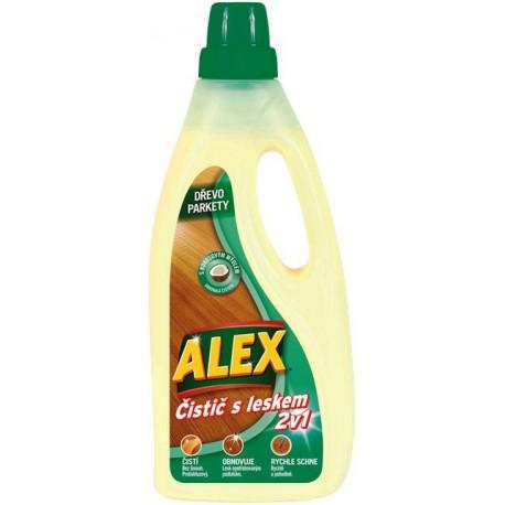 Alex 2v1 na dřevo a parkety
