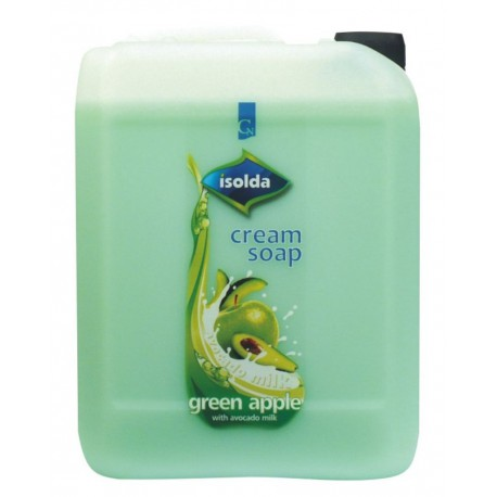 Isolda tekuté mýdlo 5L Apple