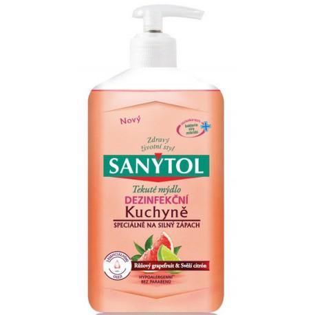 Sanytol tekuté mýdlo 250ml do kuchyně