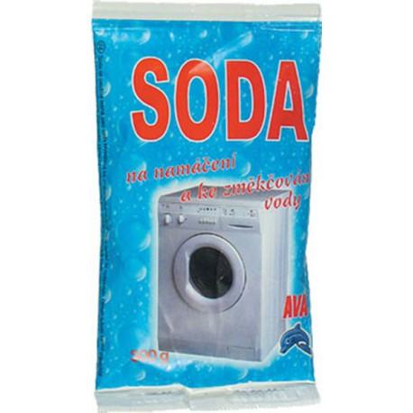Soda na změkčování vody 300g mletá