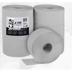 Toaletní papír Jumbo 190  1 vrstvý /6 rolí