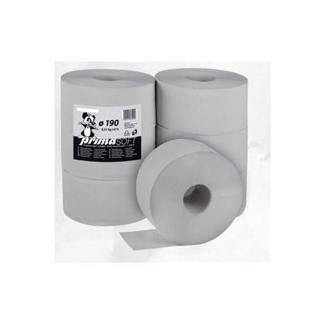 Toaletní papír Jumbo 190  1 vrstvý