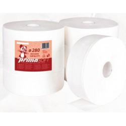 Toaletní papír Jumbo 280 2vrstvá celulosa /6ks