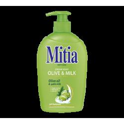 Mitia tekuté mýdlo 500ml s pumpičkou