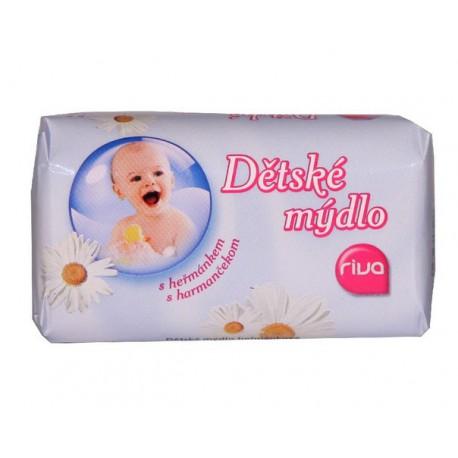Dětské mýdlo heřmánkové 80g