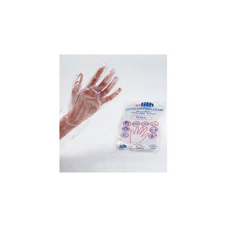 Rukavice jednorázové mikroten 100ks