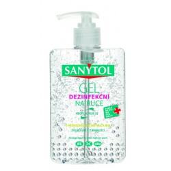 Sanytol desinfekční gel na ruce