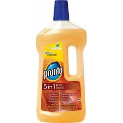 Pronto mýdlový čistič 750ml na dřevo 5v1