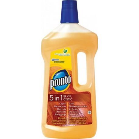 Pronto mýdlový čistič 750ml na dřevo