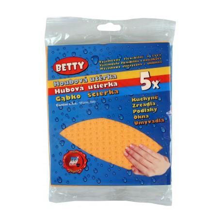 Houbová utěrka Betty 5ks