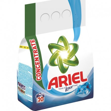 Ariel 20 PD Touch of Lenor
