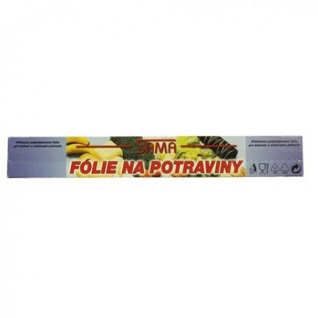 Folie potravinová 30cm /30m