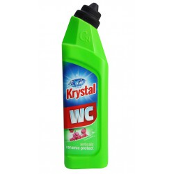 Krystal WC 750ml zelený