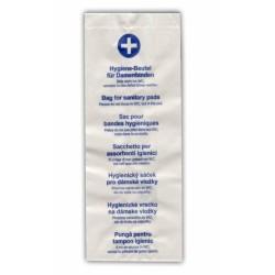 Sáčky na hygienické vložky 100ks papírové