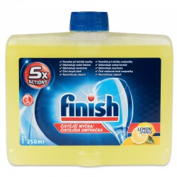Finsh čistič myčky nádobí 250ml