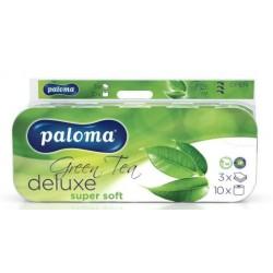 Toaletní papír Paloma Green Tea 10ks