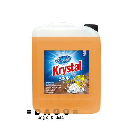 Krystal 5L mýdlový čistič
