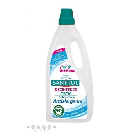 Sanytol na podlahu 1L Antialergenní