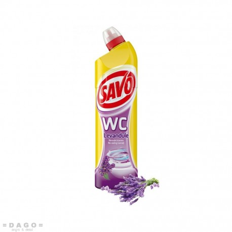 Savo WC 750ml Levandule