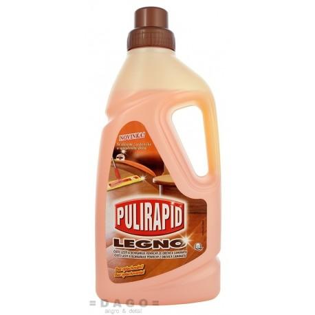 Pulirapid Legno mýdlový čistič na dřevo 1L